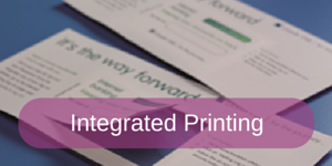 Integrated Printing