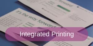 Integrated Printing