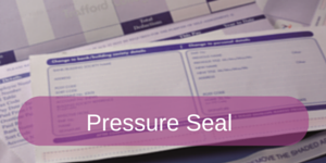Pressure Seal Button
