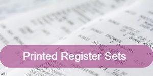 printed register sets